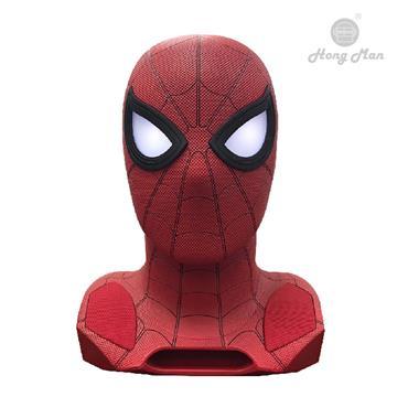 CAMINO蜘蛛人1:1真人頭像投影藍牙揚聲器