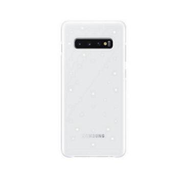 SAMSUNG Galaxy S10+ LED智能背蓋-白