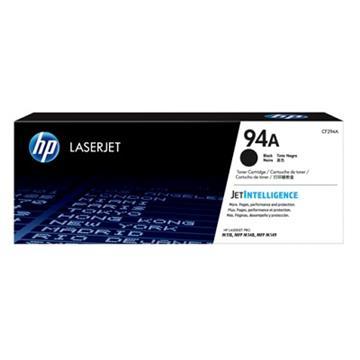 惠普HP 94A 黑色原廠 LaserJet 碳粉匣