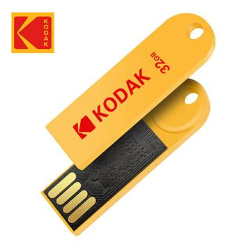 Kodak K212 32G隨身碟-黃