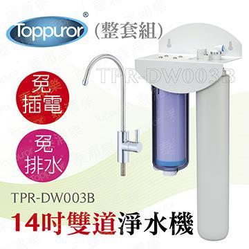 泰浦樂 14吋雙道生飲淨水機