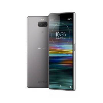 SONY Xperia 10 銀
