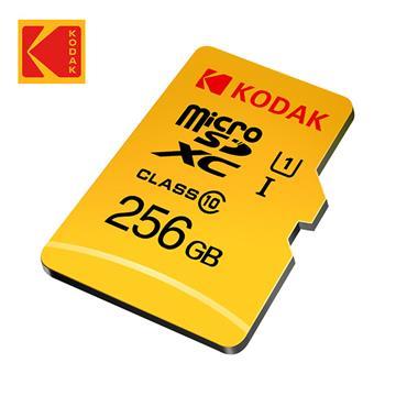 Kodak MicroSD U1 256G 記憶卡