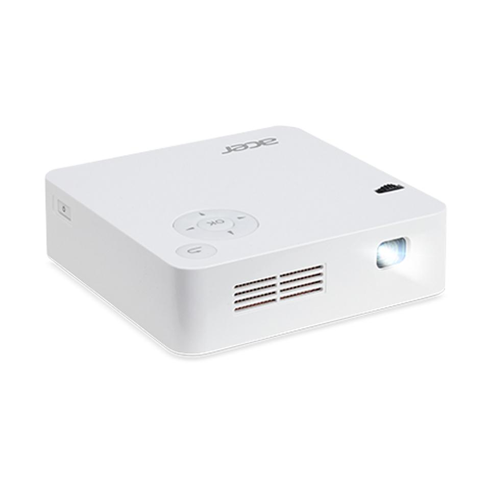 Acer Projector LED微型投影機-白