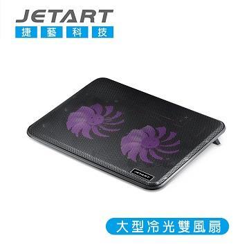 JETART CoolStand M1 人體工學筆電散熱器