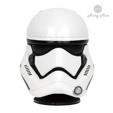 CAMINO星際大戰帝國風暴兵頭盔1:1藍牙音響