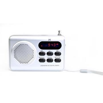(展示機)JS USB收音機