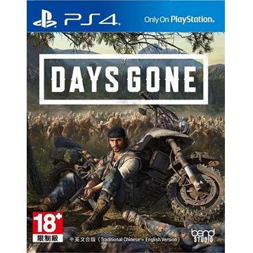 PS4 往日不再 中文版
