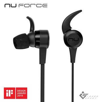 NuForce BE Live5 藍牙耳機-黑色
