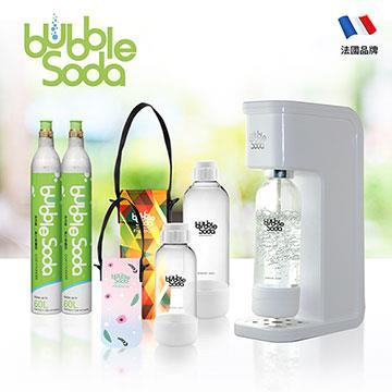 法國BubbleSoda 全自動氣泡水機