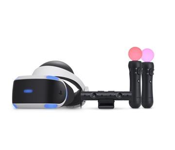 【限量網銷獨賣組】-PS VR 豪華全配包 MK4