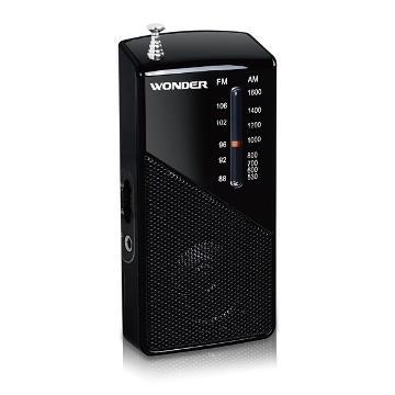WONDER 收音機