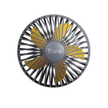 INTOPIC 炫風菇小桌扇