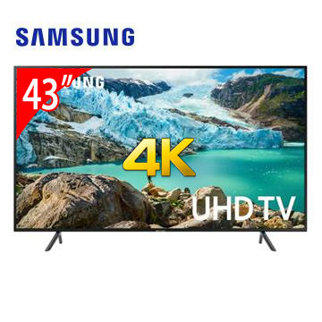 SAMSUNG 43型4K智慧連網電視