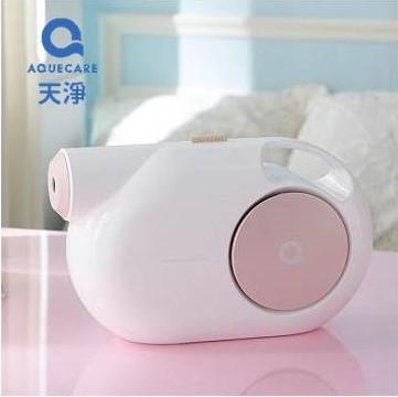 AQUECARE T1無線快速滅菌機-薔薇粉