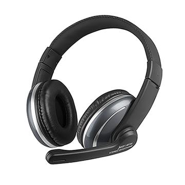 INTOPIC USB頭戴式耳機麥克風 JAZZ-UB700