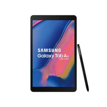 三星SAMSUNG Galaxy Tab A 8 平板電腦(S-Pen)WIFI 黑