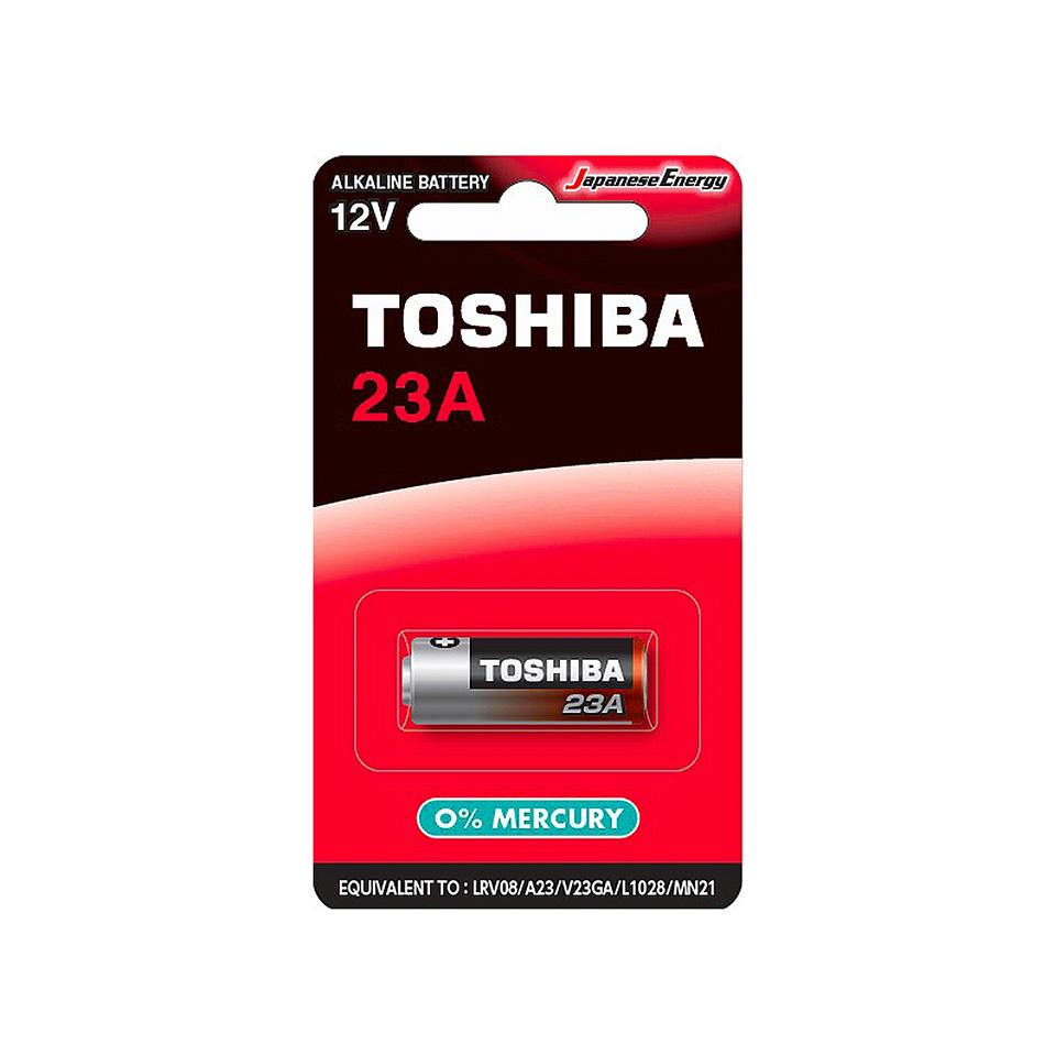 東芝TOSHIBA電池23A-1入卡