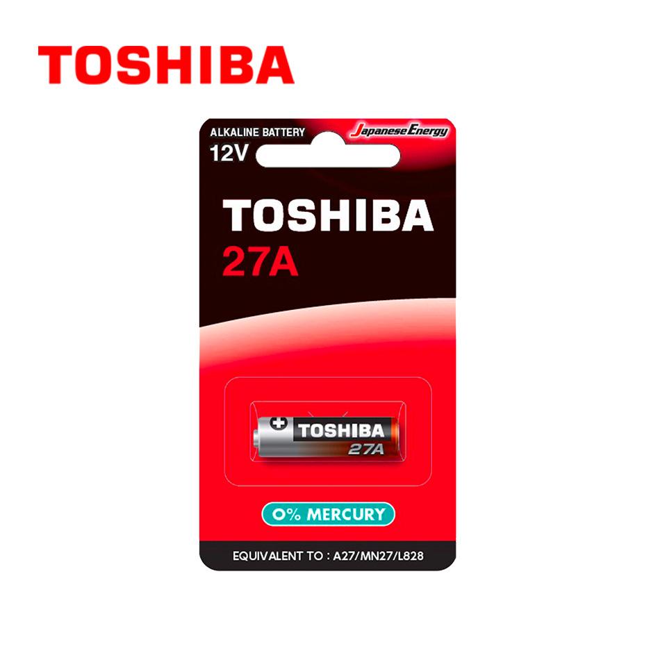 東芝TOSHIBA 電池27A-1入卡(27A)