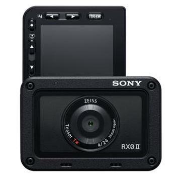 (展示機)索尼SONY DSC-RX0M2 迷你高畫質相機 黑