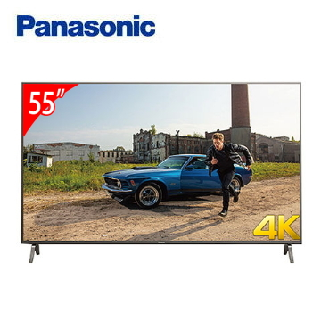 Panasonic 55型六原色4K智慧聯網顯示器