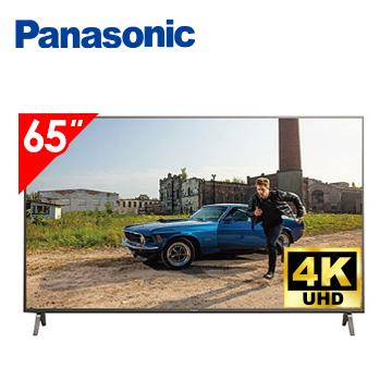 (福利品)國際牌Panasonic 65型 六原色 4K 智慧聯網顯示器