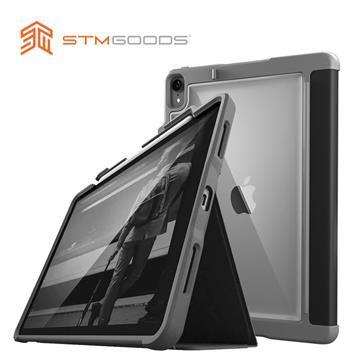 STM Dux Plus 2018年 iPad Pro 12.9吋 (第三代) 保護殼-黑