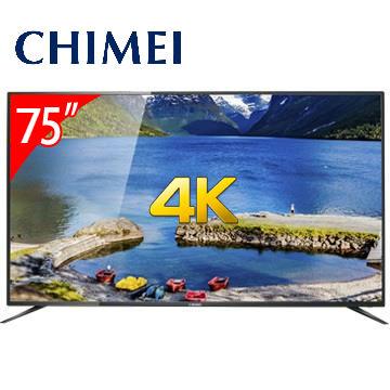CHIMEI 75型4K低藍光智慧連網顯示器