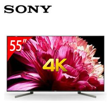 SONY 55型4K智慧連網電視