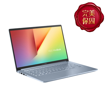 ASUS S403FA-冰河藍 14吋筆電(i5-8265U/8G/512G/續航24hrs)