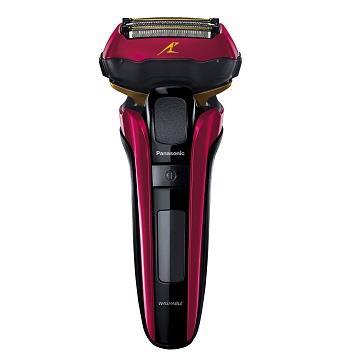 (福利品)Panasonic 5D五刀頭電動刮鬍刀(紅)