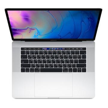 "15.4""MacBookPro with TouchBar 2.6G(6核)/16G/256G/RP555X/銀"