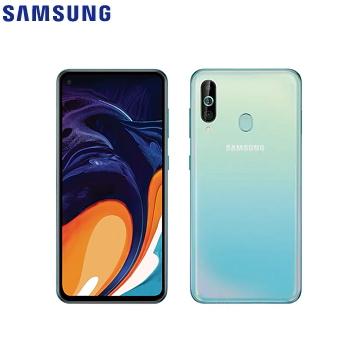 SAMSUNG Galaxy A60 藍