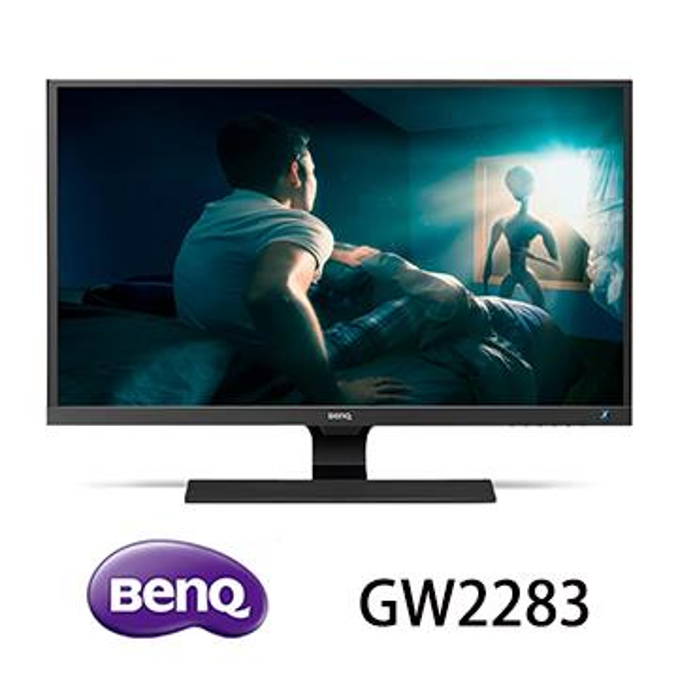 BenQ GW2283 22型IPS LED 光智慧護眼螢幕