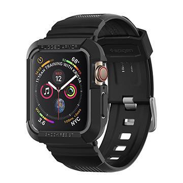 Spigen Apple Watch S4 44mm保護殼-黑