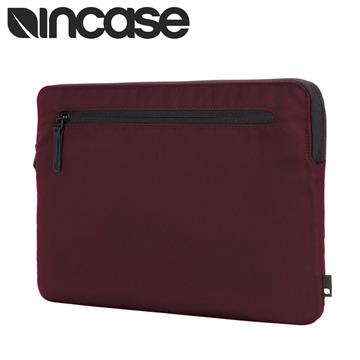 Incase Compact Sleeve MacBook 筆電保護套 12吋(酒紅)