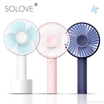 贈品-Solove 素樂N9風扇