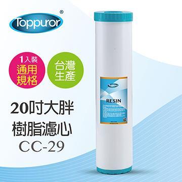 泰浦樂 20吋大胖樹脂濾心