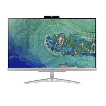 【福利品】【AiO】Acer C24-865 液晶電腦附鍵鼠(i5-8250U/8G/1T+256G/W10)