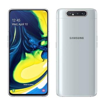 SAMSUNG Galaxy A80 極鏡銀