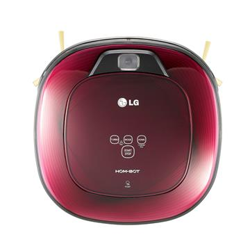 LG 變頻WiFi掃地機器人(桃紅色)