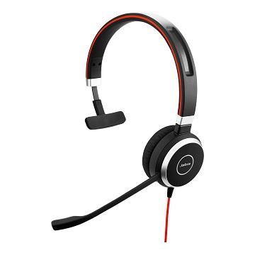 Jabra Evolve 40被動式降噪耳機