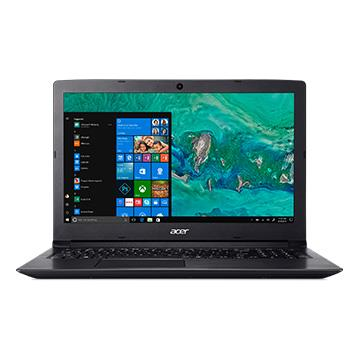 ACER A315-53-黑 15.6吋筆電(4417U/4G/1TB/Intel® HD Graphics 610)