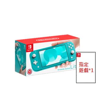 【指定遊戲任選*1】Switch Lite