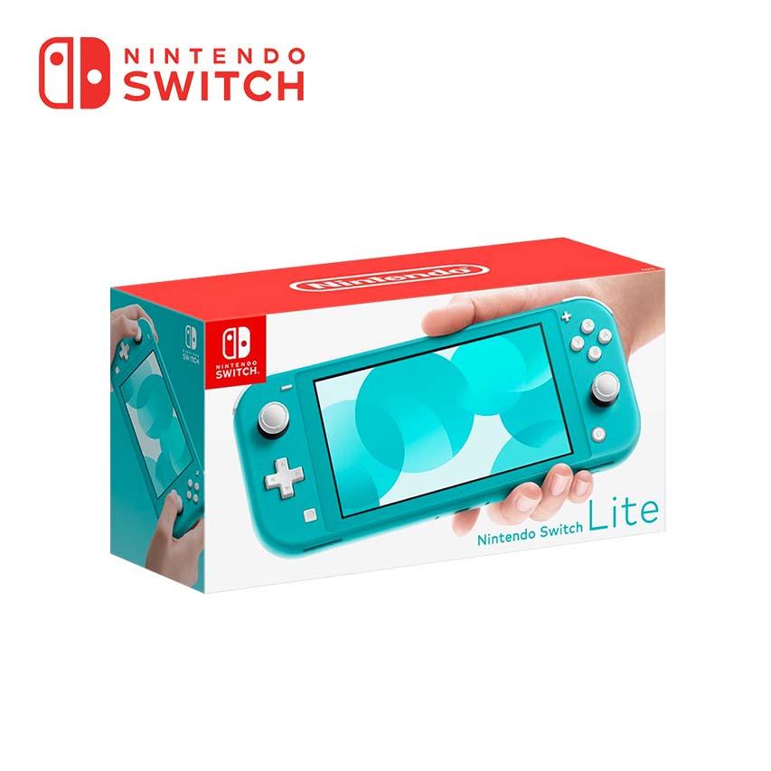 Switch Lite 主機 藍綠