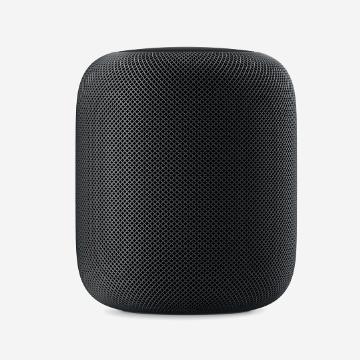 HomePod 太空灰色