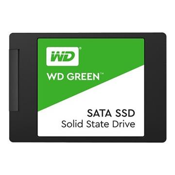 "【480G】WD SSD Green系列-2.5"" 固態硬碟(3D TLC)"