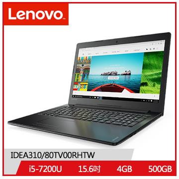 LENOVO Ci5 獨顯筆記型電腦-IdeaPad系列 IDEA310/80TV00RHTW