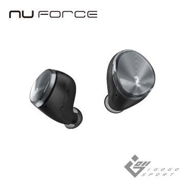 NuForce BE Free6 真無線藍牙耳機-黑色