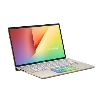 ASUS Vivobook S432FL-綠 14吋筆電(i5-8265U/MX250/8G/512G)
